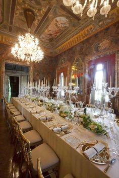 Villa Erba, Como, wedding
