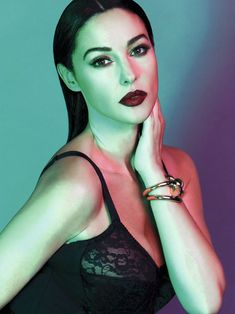 Monica Bellucci Gets Sultry in Dolce & Gabbana for S Moda May 2013 | Fashion Gone Rogue: The Latest in Editorials and Campaigns