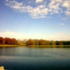 Lake Imogene in Spindale, NC at Isothermal Community College