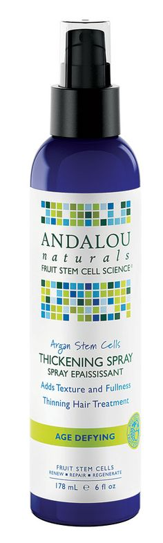 Andalou Naturals Thickening Spray Age Defying