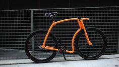 Acero urbano: Viks naranja lamborghini
