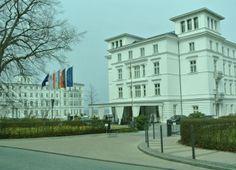 Grand Hotel Heiligendamm***** / Mecklenburg-Vorpommern-Ostsee-Luxushotel-Empfehlung auf www.reisenundwellness.com