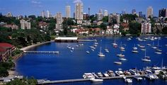Double Bay Sydney