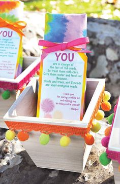 cute seed packet idea