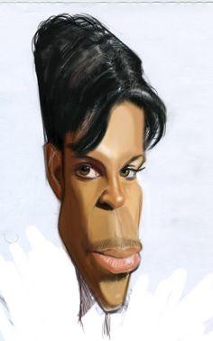 Prince...... Looks like Michele Obama ...... :O