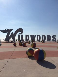 Wildwood Beaches...