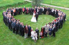 Gruppenfoto mal anders ... von Niedersachsen