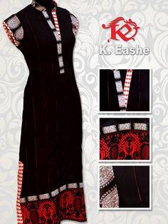 K. Eashe Eid Ul Azha Dresses 2013 For Women 006