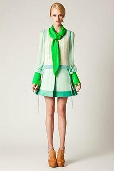 Neon green :):)