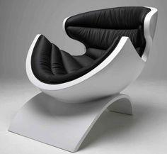 P38 fauteuil design by Owen Edwards - Tout le Design