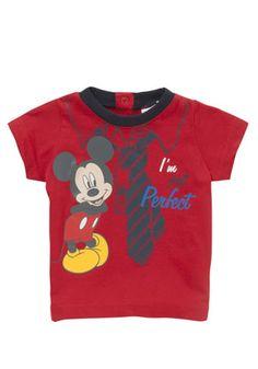 Disney Mickey Mouse Tie T-Shirt