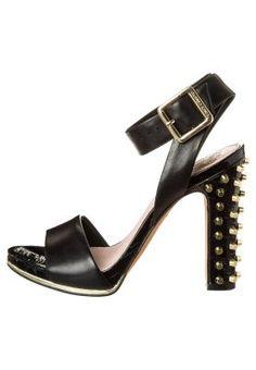 Vince Camuto - ALTMAN - Sandalen met hoge hak - Zwart Vince Camuto, Amazing, Shoes, Fashion, Sandals, Moda, Zapatos, Shoes Outlet, Fashion Styles