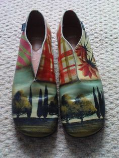 twin camper shoes