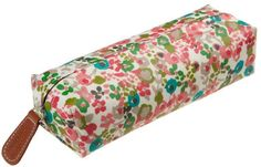 Caroline Gardner Floral Pencil Case