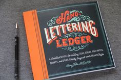 the stationery place: good idea: a guide to hand lettering