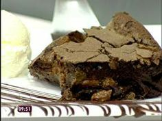 Brownie falso