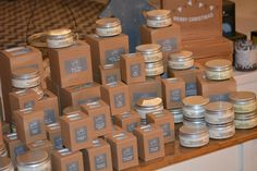 We are loving our newly arrived branded candles with gorgeous aromas xx