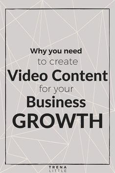 Video content is king when it comes to converting leads to sales! Click through to read 4 Reasons Why You NEED To Create Video Content For Your Business! Marketing Training, Marketing Software, Content Marketing, Internet Marketing, Digital Marketing, Marketing Ideas, Marketing Tools, Business Marketing, Media Marketing