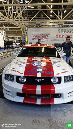 #Ford #Mustang #MotorShow2014 #Bologna #Auto #Car #Automobili #Supercar