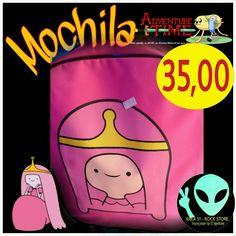 Veja nosso novo produto Mochila Princesa A Hora da Aventura ! Se gostar, pode nos ajudar pinando-o em algum de seus painéis :)