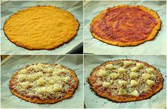 Sund gulerodsbund til pizza