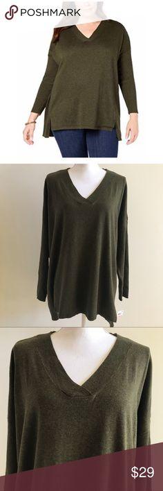 Black Long Sleeve Top Juniors Sizes XS Ladies Arizona Jean Co S M