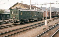 SBB Fm 2/4 Etzwilen, 1962 Swiss Railways, Oil Rig, Model Trains, Coaches, Electric, Ships, Europe, Locomotive, Switzerland