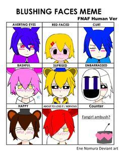 fnaf human