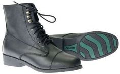 Dublin RCS Esteem Lace Up Paddock Boot by Dublin. $76.35. EVA Comfort-Molded Cup includes air holes for maximum breathability and foot supoort.. TPR (Thermo Pastic Resign) Sole provides maximum durability, TPR outsole offers high impact absorption.. Polyou Insole is 100% breathable, anti-bacterial and anti-fungal. Active carbon reduces foot odor, while our moisture movement system wicks away moisture for fast drying and comfort.. High Density Foam Heel Support provides comfor...