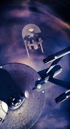 Star Trek Ii, Star Wars, Star Trek Ships, Nave Enterprise, Star Trek Enterprise, Science Fiction, Scotty Star Trek, Star Trek Wallpaper, Star Trek Gifts
