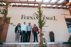Visite chez le Fernand Engel à Rorschwihr