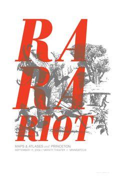 Ra Ra Riot - Maps & Atlases - Princeton