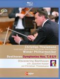 Christian Thielemann/Wiener Philharmoniker: Beethoven/Discovering Beethoven [3 Discs] [Blu-ray]