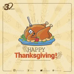 God has been kind to us! Let's celebrate today, and always, its kindness and express our gratitude as we see how he works around us in our surroundings, our world and our personal lives. At #Tel3 we wish that you all enjoy this #Thanksgiving. www.tel3.com