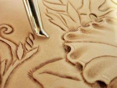 Гравировка по коже - базовые навыки (кожевники!) - Ярмарка Мастеров - ручная работа, handmade