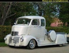 1941 GMC Cab Over Custom Pick-Up