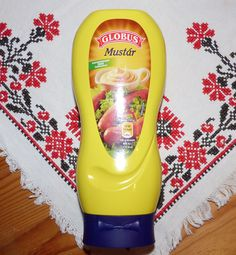 tesztgyőztes mustár: Globus