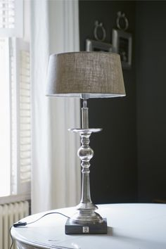 Bastille Lamp by Rivièra Maison Bastille, Room Closet, French Country Decorating, Lampshades, Floor Lamp, Table Lamp, Chandelier, Sparkle, Interior Design