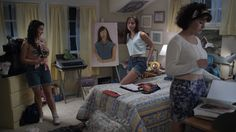 Teenage Bedrooms on Screen - The To Do List (Maggie Carey, 2013)