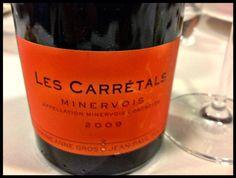 El Alma del Vino.: Vino y Gastronomía : Domaine Anne Gros-Jean Paul Tollot Les Carrétals Minervois 2009 y Alitas Crujientes de Pollo con Yema Rota de Huevo.