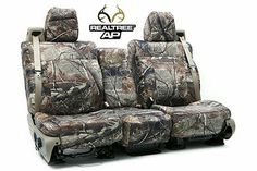 Chevy Truck With Realtree Max5 Interior Realtreemax5