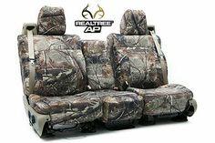 Camo seat covers