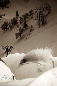 Skiing - Adam Barker Photography