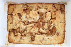 Easy Apple Cobbler Apple Dessert Recipes, Desserts Menu, Fall Desserts, Apple Recipes, Baking Recipes, Yummy Recipes, Cookie Recipes, Recipies, Yummy Food