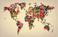 The world <3
