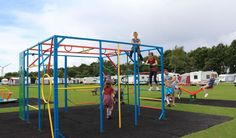 #Children will have hours of #fun at High Moor #Farm #Park. :-) http://camping-directory.uk/353  #Camping #Campsite #Holiday #Glamping #WestHill #Devon
