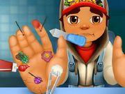علاج يد راكب ساب اواي