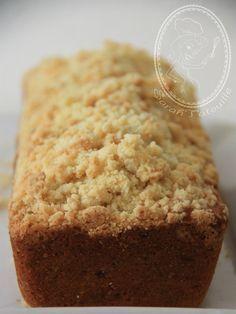 CAKE A LA BANANE modifier sucre car trop sucré mettre 150g au lieu de 200g