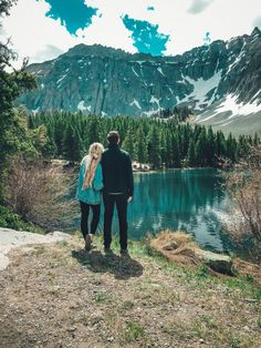 Telluride, Colorado - Alta Lakes Would be really nice to just relax in the mountain and super stress free Telluride Colorado, Le Colorado, Colorado Hiking, Colorado Mountains, Dream Lake Colorado, Colorado Lakes, Us Travel Destinations, Best Places To Travel, Oh The Places You'll Go