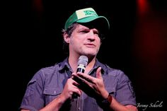 As country as funny gets: Paul Harris at Starlite Theatre in Branson. starlitetheatre.com